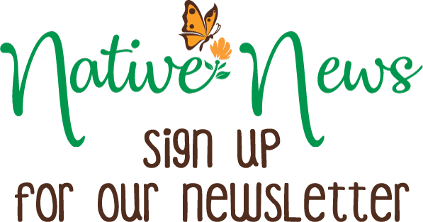 Direct Native Plants Newsletter Sign Up